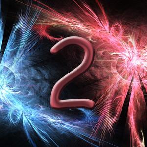 негативный ум, число 2