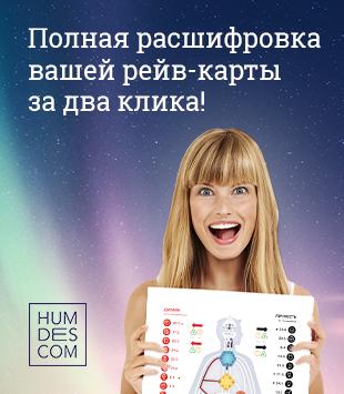 дизайн человека расшифровка