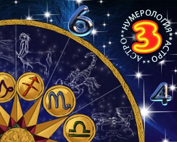 астро нумерология 2