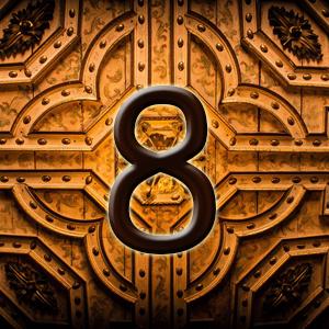 праническое тело, число восемь