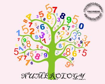 классическая нумерология